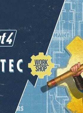 Fallout 4: Vault-Tec Workshop Key Art