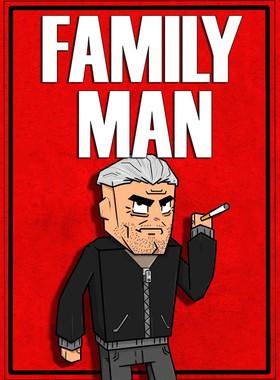 Family Man Key Art
