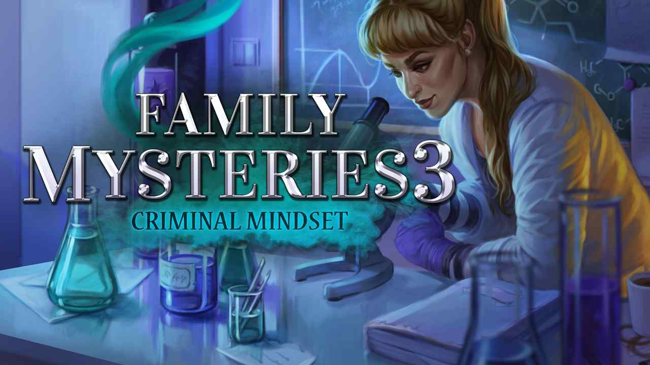 Family Mysteries 3: Criminal Mindset