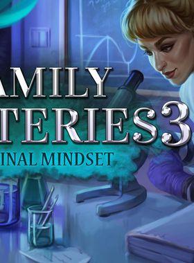 Family Mysteries 3: Criminal Mindset Key Art
