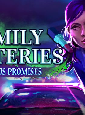Family Mysteries: Poisonous Promises Key Art