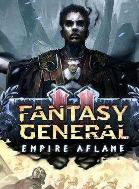 Fantasy General 2: Empire Aflame Key Art