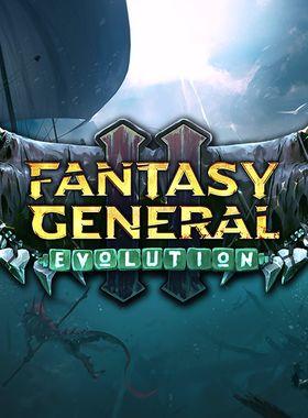 Fantasy General 2: Evolution Key Art