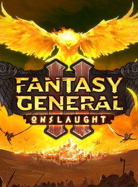 Fantasy General 2: Onslaught Key Art