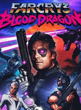 Far Cry 3 - Blood Dragon Key Art