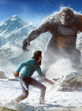 Far Cry 4: Valley of the Yetis Key Art