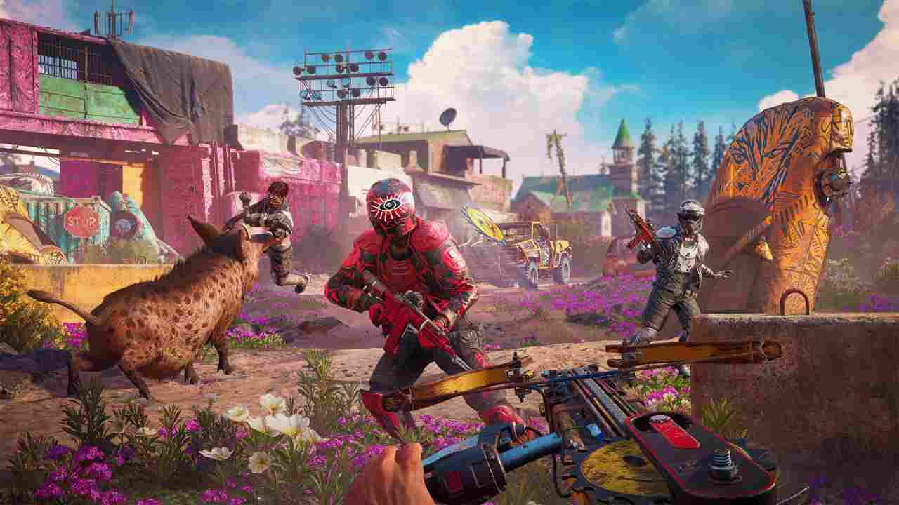 Far Cry: New Dawn Thumbnail