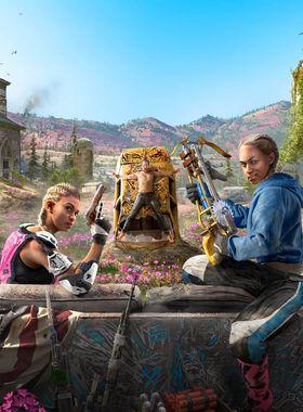 Far Cry: New Dawn Key Art