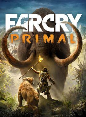 Far Cry Primal Key Art