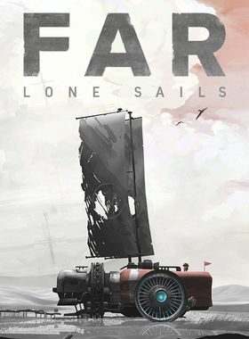 FAR: Lone Sails Key Art