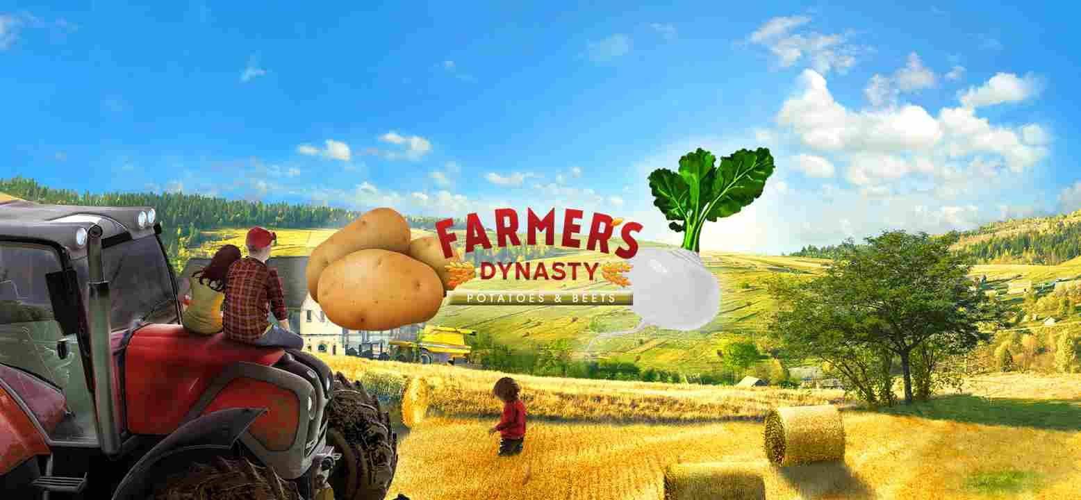 Farmer's Dynasty - Potatoes & Beets