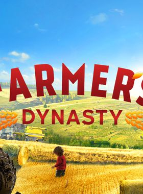 Farmer's Dynasty Key Art