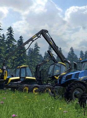 Farming Simulator 15 Key Art