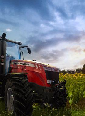 Farming Simulator 17 Key Art