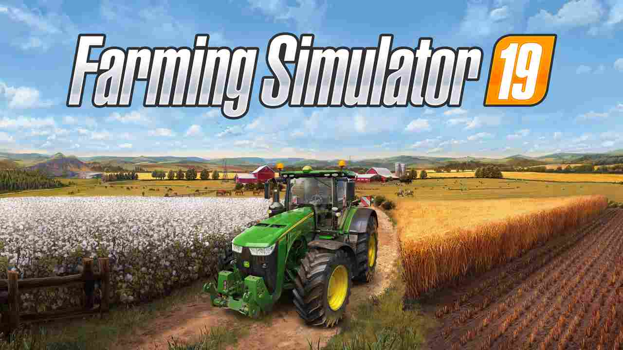 Farming Simulator 19 Background Image