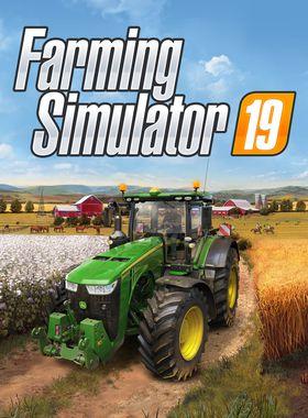 Farming Simulator 19 Key Art