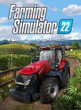 Farming Simulator 22 Key Art