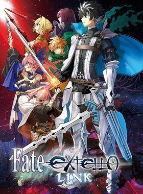 Fate/Extella Link Key Art