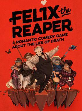 Felix The Reaper Key Art