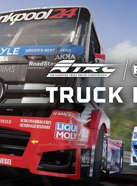 FIA European Truck Racing Championship Key Art
