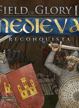 Field of Glory 2: Medieval - Reconquista Key Art