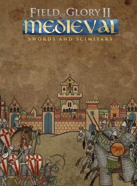 Field of Glory 2: Medieval - Swords and Scimitars Key Art