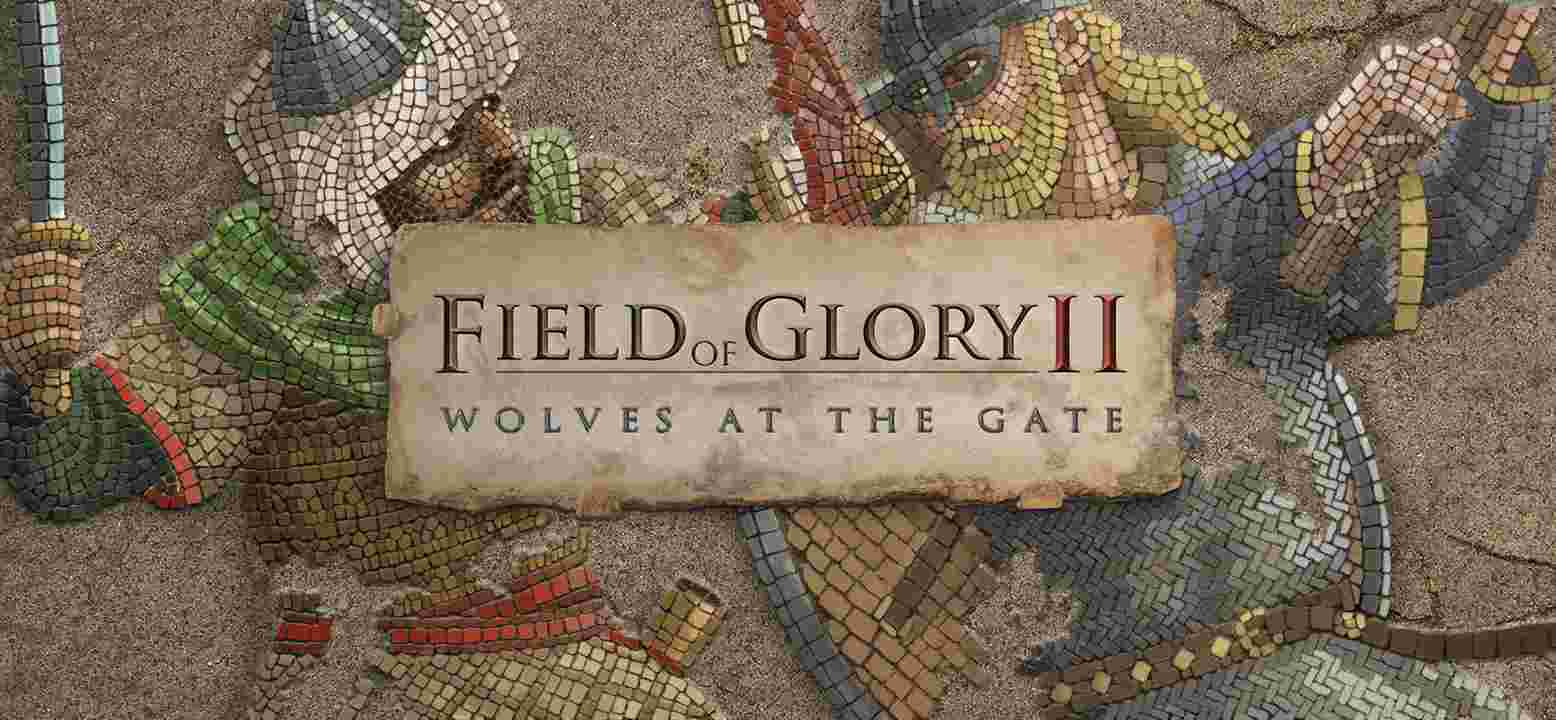 Field of Glory 2: Wolves at the Gate Key Art