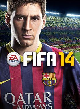 FIFA 14 Key Art