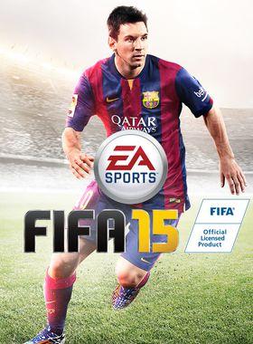 FIFA 15 Key Art