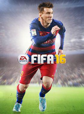 FIFA 16 Key Art