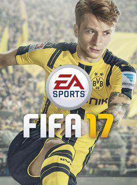 FIFA 17 Key Art