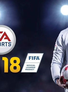 FIFA 18 Key Art