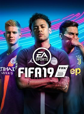 FIFA 19 Key Art
