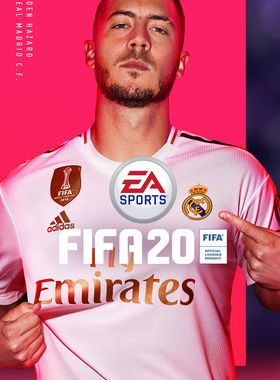 FIFA 20 Key Art