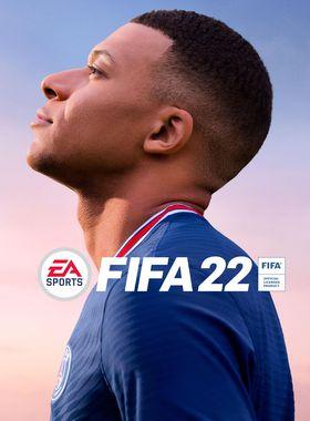FIFA 22 Key Art