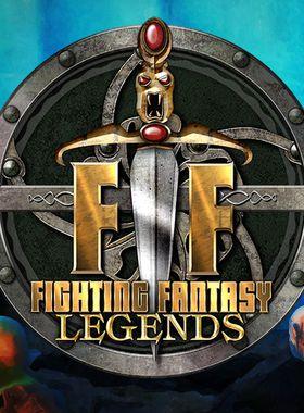 Fighting Fantasy Legends Key Art