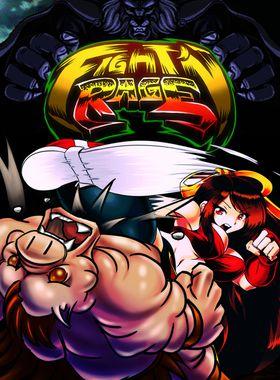 Fight'N Rage Key Art