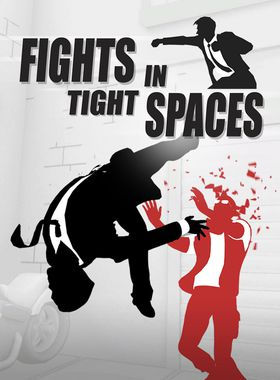 Fights in Tight Spaces Key Art