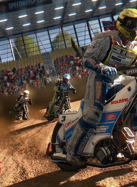 FIM Speedway Grand Prix 15 Key Art