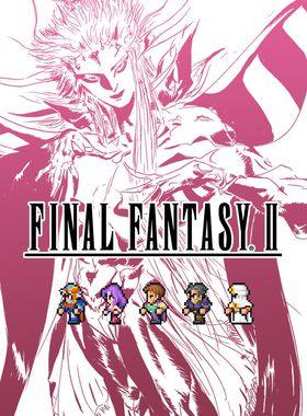 Final Fantasy 2 Key Art