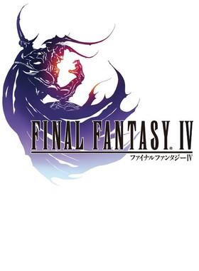 Final Fantasy 4 Key Art