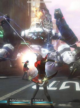 Final Fantasy Type-0 HD Key Art
