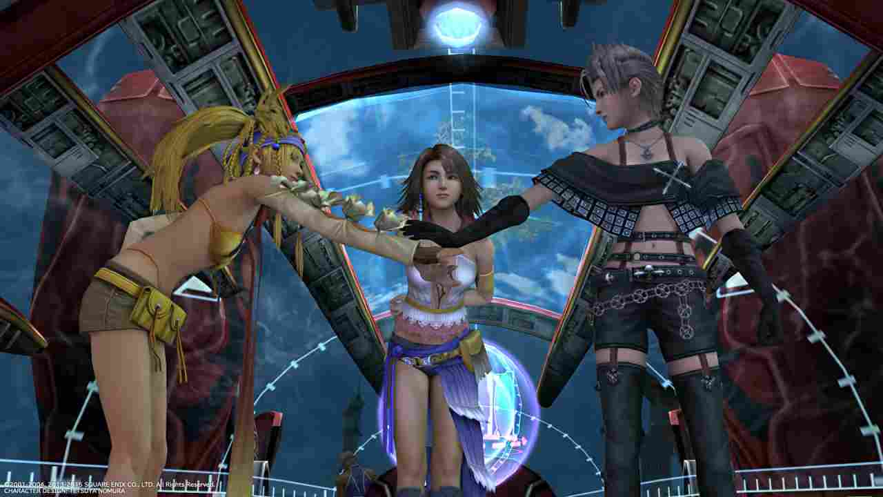 Final Fantasy X / X-2 HD Remaster Thumbnail