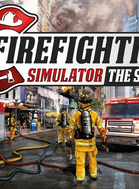 Firefighting Simulator - The Squad Key Art