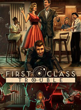 First Class Trouble Key Art
