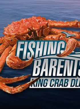 Fishing: Barents Sea - King Crab Key Art