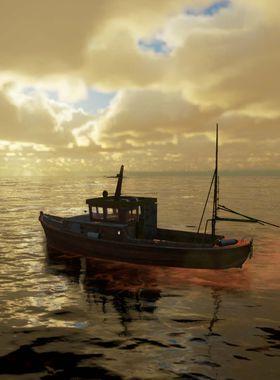 Fishing: Barents Sea Key Art