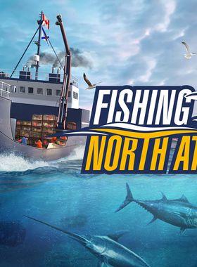 Fishing: North Atlantic Key Art