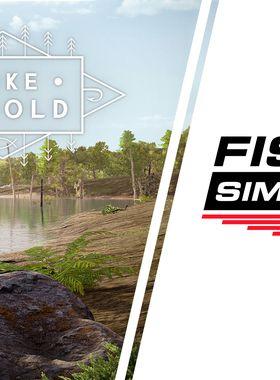 Fishing Sim World: Pro Tour - Lake Arnold Key Art