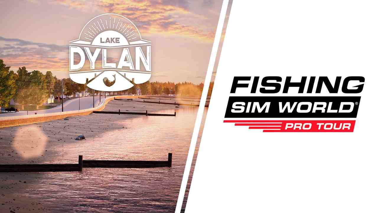 Fishing Sim World: Pro Tour - Lake Dylan